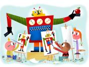 如何培养出不被机器人抢饭碗的孩子?