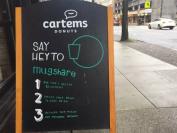 温哥华UBC大学学生发起出租马克杯项目,减少一次性纸杯浪费