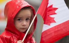 哪一个词可以概括你心中的加拿大?答案想不到