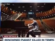 再酿惨剧!中国钢琴博士美国骑车回家 被卡车撞上身亡