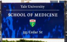 位列全球十大医学院的美国耶鲁大学医学院