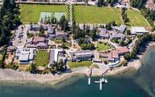 加拿大BC省温哥华岛著名AP寄宿私立学校—布伦特伍德中学