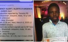 多伦多14岁男童绑架案 公立学校职员失职未及时通知家长被调查