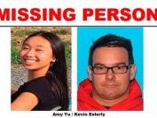 """美国宾州警方:16岁华裔少女自愿与45岁""""情人""""逃至墨西哥"""