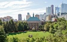 多伦多市中心的城市大学——瑞尔森大学