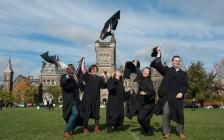 加拿大多伦多最著名的医博类大学—多伦多大学