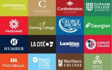 安省24所公立大专学院College名单和城市