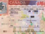 关于加拿大学签续小签的三种情况