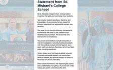 震惊!多伦多顶级私立男校发生霸凌丑闻 男孩被同学集体攻击及性侵