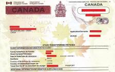 关于加拿大学习许可和学生签证的续签问题