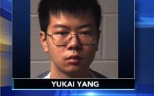 美国宾州中国留学生连续数月向非裔室友投毒 面临杀人罪指控