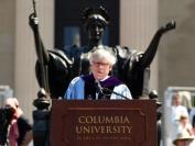 哥伦比亚大学校长:我们正处于一个历史节点