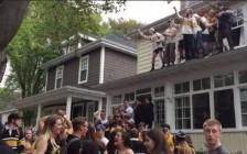 加拿大又一大学学生Party失控 警方逮捕22人