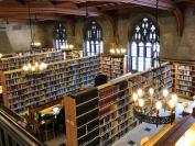 这里有一份最详尽的多伦多大学图书馆清单