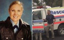 中国留学生在悉尼蓝山探险发生意外,女警试图营救结果不幸双双身亡