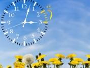 美国加拿大周日进入夏令时 勿忘将时钟拨快1小时