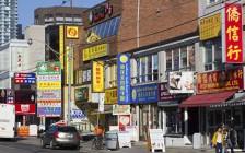 多伦多5%人口不讲英文 中国人最多