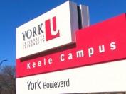 多伦多约克大学宣布了四个Keele校区内建设计划!