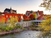 加拿大最适合学习的城市排名出炉