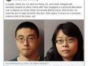 在美国的中国留学生情侣发生肢体冲突,俩人在监狱度过12小时!