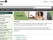 加拿大中小学免费的网上学习课程资源介绍