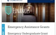 多伦多大学、滑铁卢大学、瑞尔森大学等学校给学生发钱!