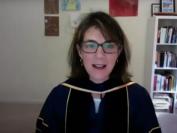美国康奈尔大学为国际学生举行线上毕业招待会