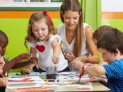 在加拿大幼儿园教画画,我亲眼目睹了这里教育的宽容和自由