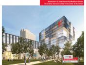 约克大学万锦校区最新规划方案 拟招四千学生入读