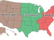 美国留学东海岸与西海岸,教育特色截然不同!