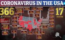 美国疫情扩散!南加大、斯坦福大学史上首次全校停课