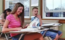 一位中学生经历的中美学校差异