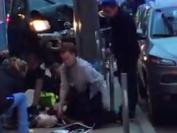 酒醉司机冲上人行道 美国威州24岁中国女留学生身亡