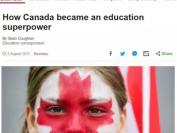 加拿大是如何成为世界教育超级大国的