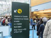 加拿大机场的入关转机全攻略