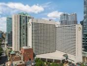 在多伦多市中心downtown区域你很难找到的超高性价比酒店!