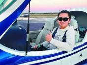 19岁中国留学生澳洲坠机身亡 目击者:浓烟四起