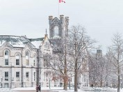 加拿大名牌大学—安省女王大学Queen's University