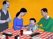 孩子焦虑,得治父母