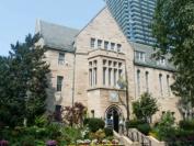 多伦多大学生圣乔治校区St. Michael's College: 百年历史下的弄潮儿
