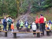 自讨苦吃的加拿大式教育–跟随小童子军们到深山老林露营