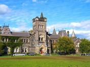 看见孩子在加拿大一路开心的考进多伦多大学,我觉得一切都值得