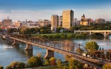 加拿大商业投资最好和最差的城市