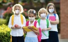 安省学校九月开学家长抨击儿童口罩政策难保安全距离