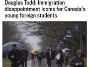 中国赴加拿大留学生暴增!专家称:危机数年内将爆发!中国父母想过吗?