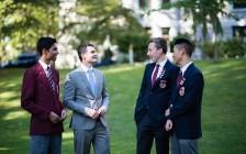 庆祝大屠杀,敬纳粹礼…温哥华顶级私校St George's school学生被集体开除内幕曝光
