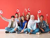 加拿大新移民学生和本地学生难打成一片