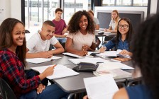 全球高中生阅读能力测试 加拿大排名第4