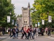2020年最新QS大学排名  多伦多大学排加拿大第1位