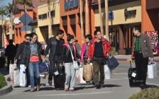 今年前9个月访问加拿大的中国大陆游客 已突破去年总人数